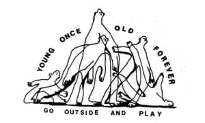 Harry Wyld, go outside and play