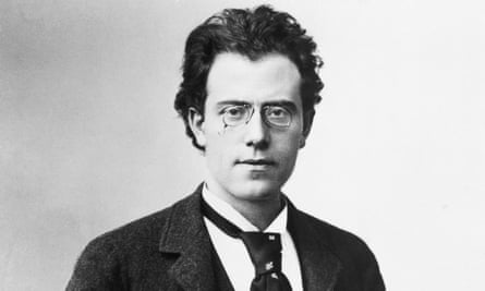 'A symphony must be like the world' … a young Gustav Mahler.