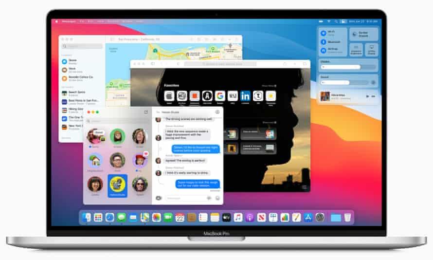 Apple macOS 11 Big Sur review