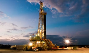 Shale oil production in Texas