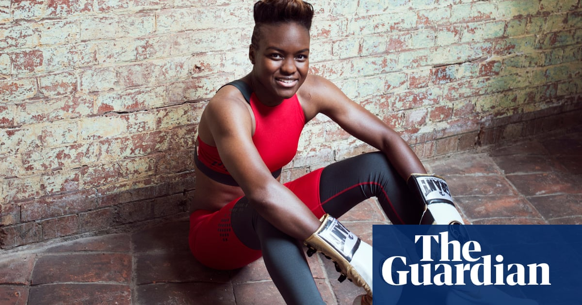 Nicola Adams: 'I jumped in front of my mother and tried to protect her' |  Sport | The Guardian