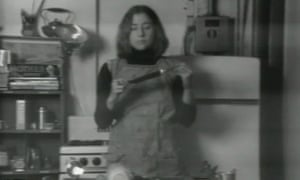 A still from Semiotics of the Kitchen