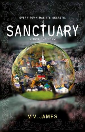 Sanctuary by VV James