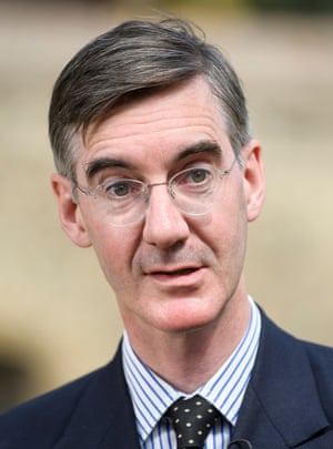 Jacob Rees-Mogg, Conservative MP