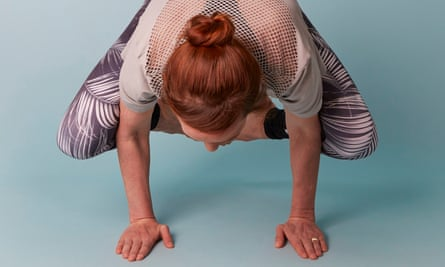 Fit In My 40s How Can I Do Insta Friendly Yoga Poses Yoga The Guardian