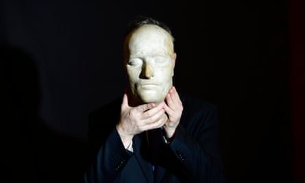 Napoleon's death mask, made shortly after his death on 5 May 1821, was auctioned at Bonham's in 2013.