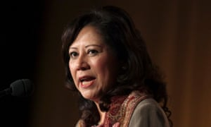 Hilda Solis: 'They may have thought they were being cute. It's not. It's not appropriate.'