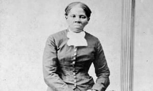 The face of heroism … Harriet Tubman.