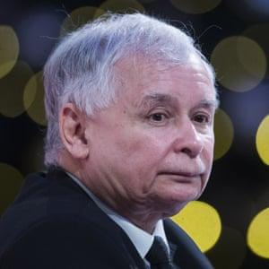 Jarosław Kaczyński, Law and Justice party chairman