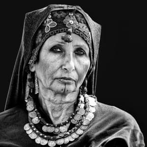 Aiman Nassar Woman Aswan