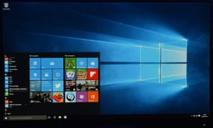 Microsoft denies complaints that Windows 10 is being installed on user computers without permission.