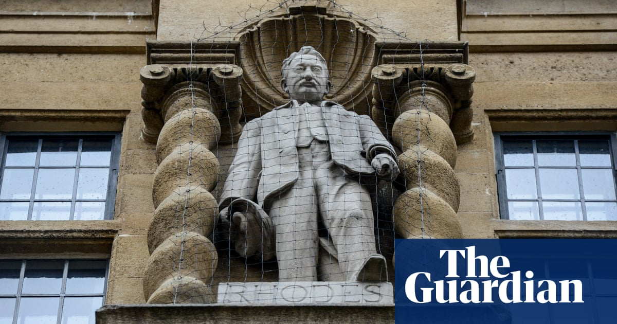 Thursday briefing: Yes, Rhodes should fall, says Oxford inquiry