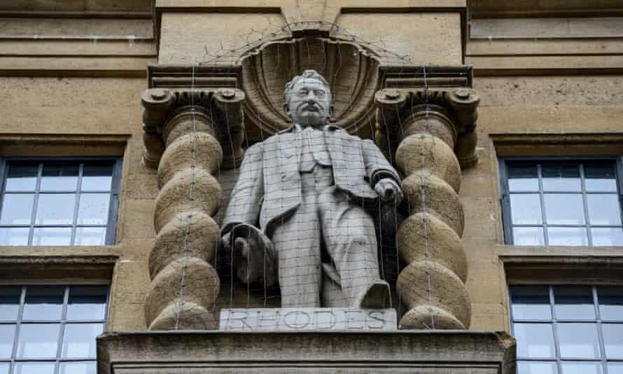 Statue of Cecil Rhodes