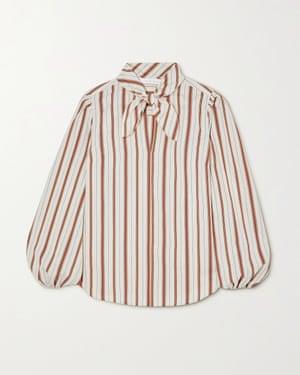 Ecru striped, £170, See by Chloe at net-a-porter.com