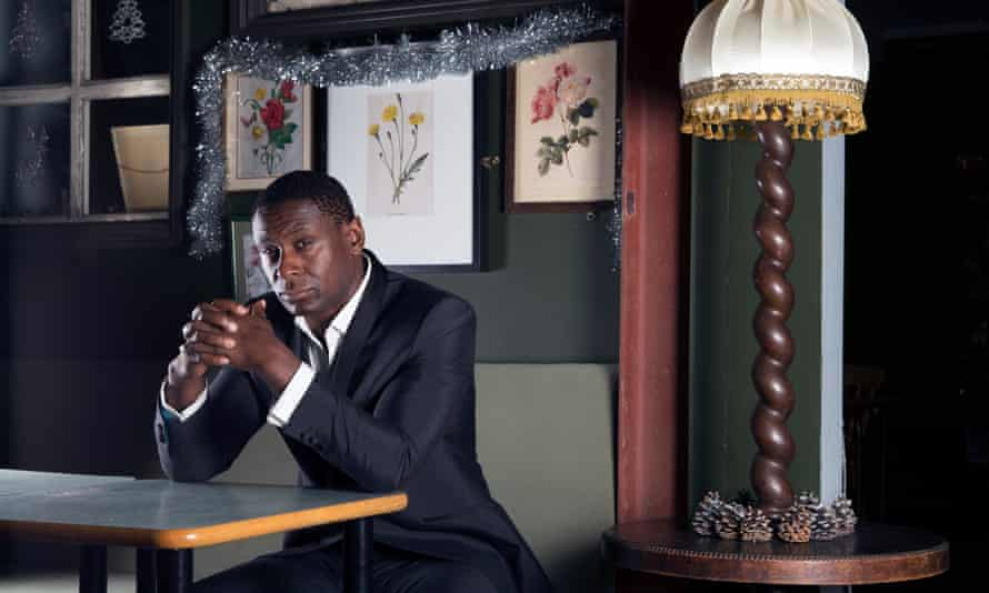 David Harewood: 'Giving kids the chance to see live theatre should not just be free, it should be compulsory.'