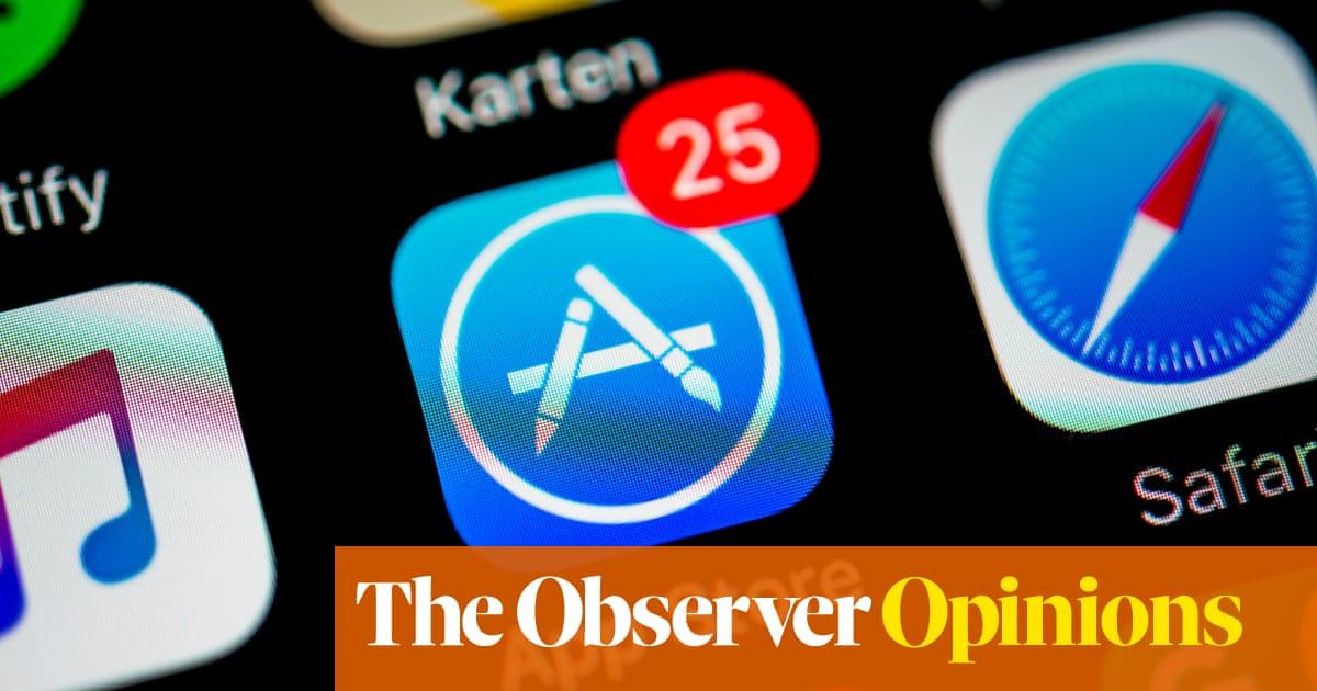 Apple has always been a control freak  But is it guilty of