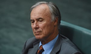Liberal backbench MP John Alexander.