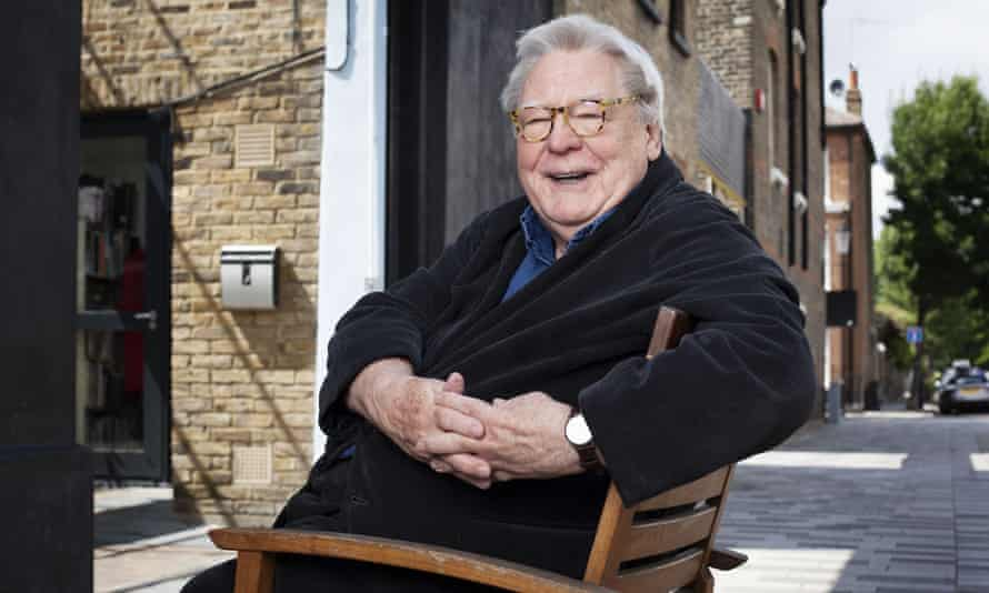 Alan Parker, who has died.