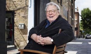 Former director Alan Parker