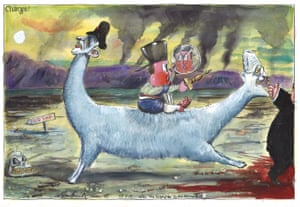 Illustration: Martin Rowson