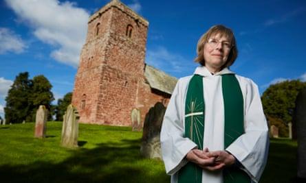 Rector Sarah Lunn