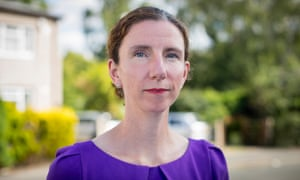 Labour's shadow chancellor Anneliese Dodds.