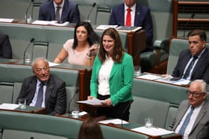 The member for Adelaide, Kate Ellis, delivers her final speech