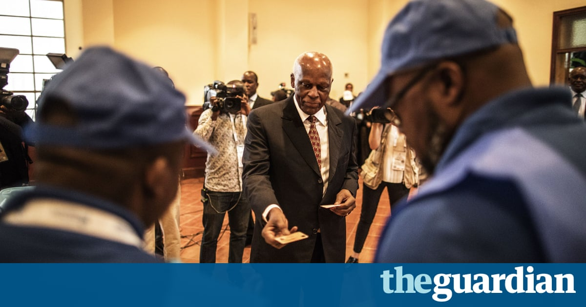 Angola's ruling party claims election victory