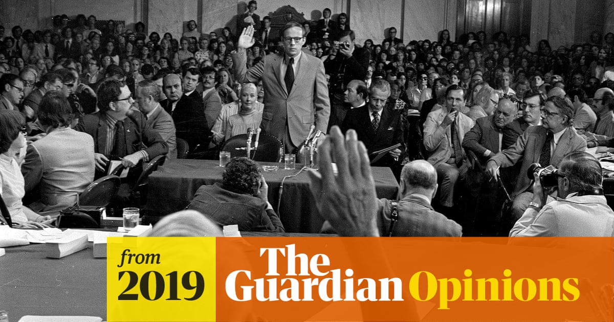 Stonewalling Congress may be no more effective for Trump than it was for Nixon | Walter Shapiro