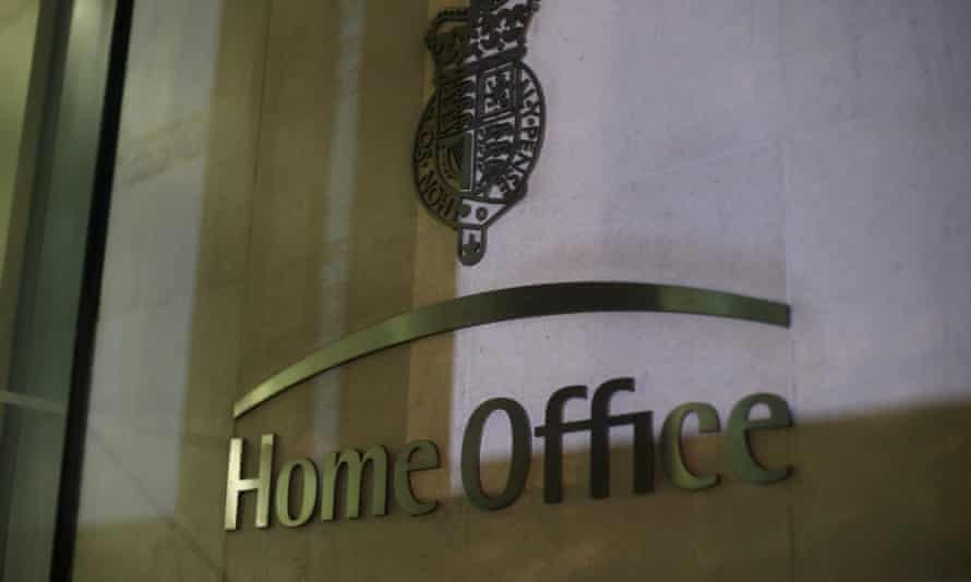 The Home Office in Westminster, London.