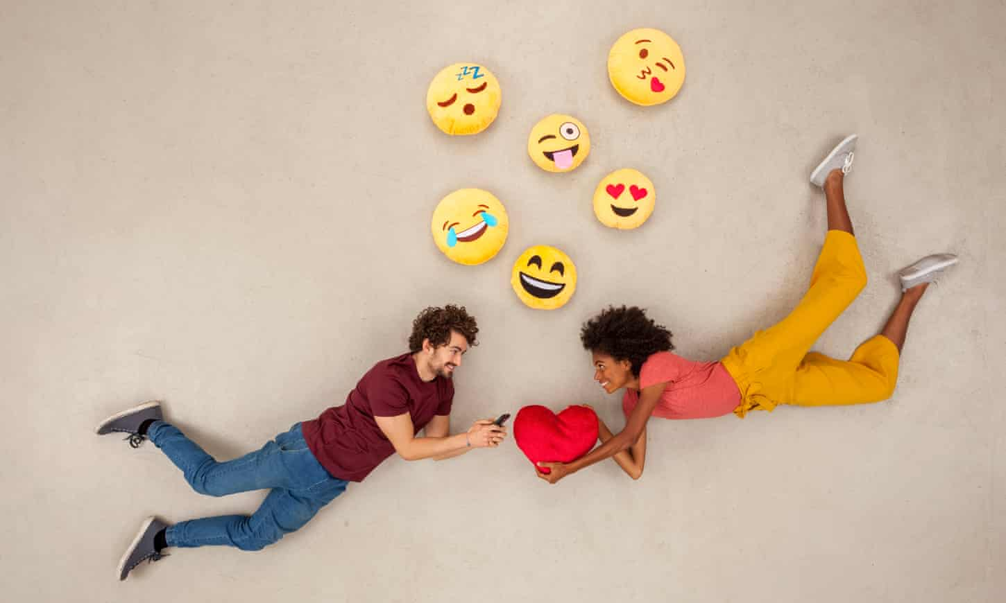 Why emoji use could lead to more sex