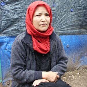 Diabetic Masoume Rezaei, 49