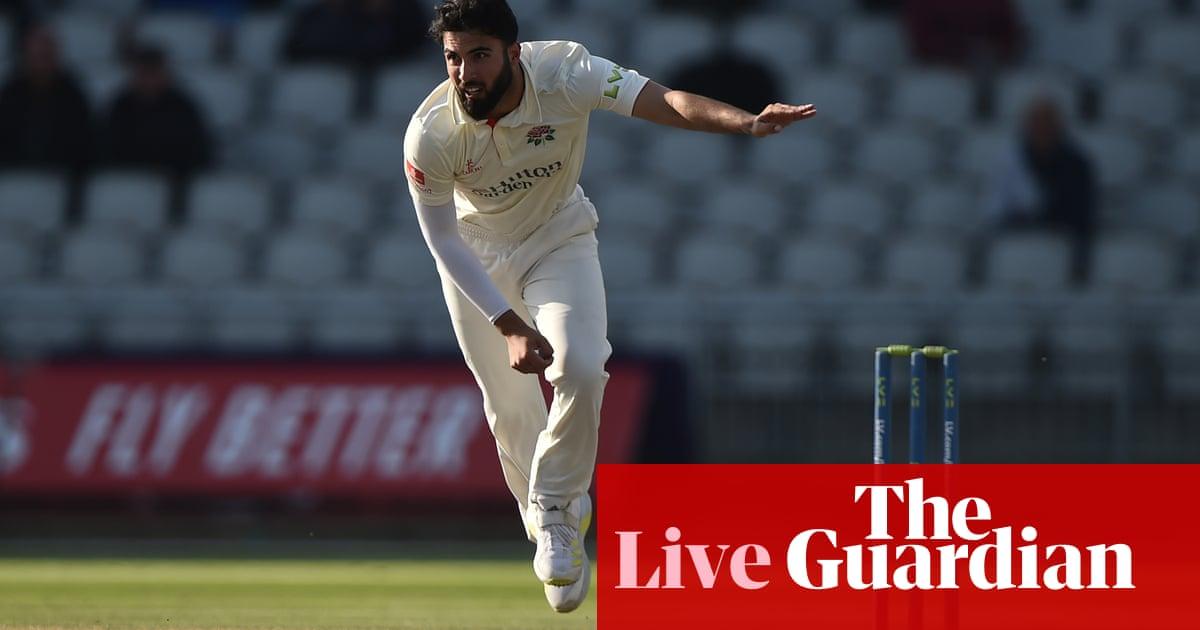 Hampshire v Yorkshire, Lancashire v Warwickshire and more: county cricket – live!