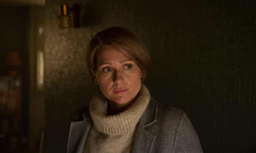 No stranger to deduction ... Sian Brooke as Claire.