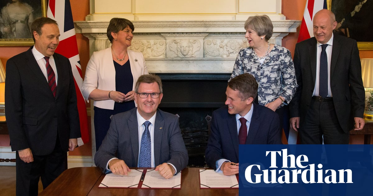 Tory Dup 1bn Deal Crowdfunded Legal Challenge Reaches High Court