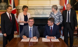The dup must not let this tory deal damage the good friday the duptory deal commits both parties to the good friday agreement and its successors platinumwayz