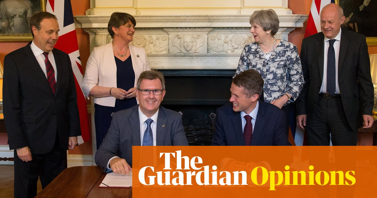The Dup Must Not Let This Tory Deal Damage The Good Friday Agreement