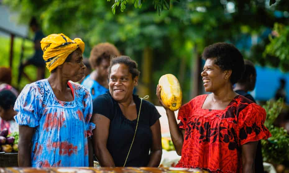 Vanuatu has introduced hand-washing measures, including at food markets, as well as a curfew of 9pm and a limit on gatherings to no more than five people.