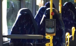 The bus seats in a picture posted on Fedrelandet Viktigst, or Fatherland first.