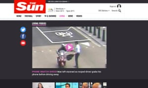 News UK is to increase the amount of video on the Sun and Times websites