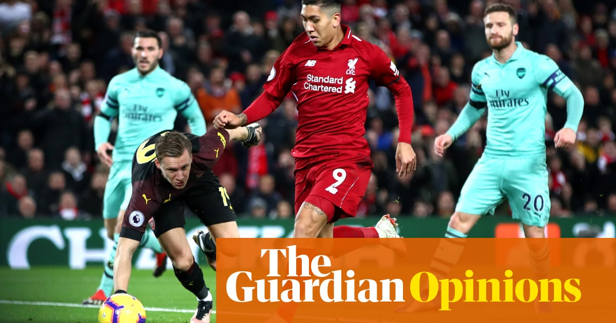 Liverpool's attacking verve will test validity of Arsenal's positive start | Paul Wilson