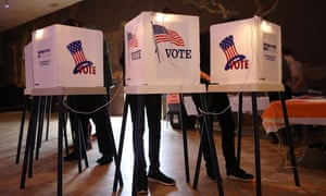 'The blue wave expected in 2018 could easily lose force if Democrats remain locked in internal struggles for control.'