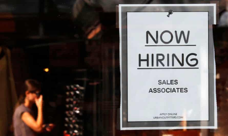 Analysts expected the economy to add 200,000 jobs in November, in a sign of continuing strength in the job market.