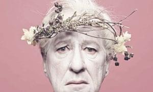 Geoffrey Rush as King Lear