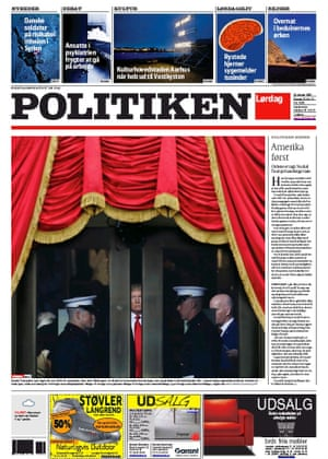 Politiken, Copenhagen
