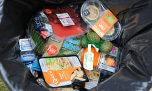 'Until we stop deferring to supermarkets' own advice on what we may eat and when, those bins will keep filling up.'