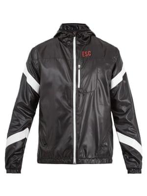 Strike through performance jacket, £106, Perfect Moment, matchesfashion.com