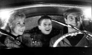windscreen wipers in action in Les Quatre Cents Coups (1959).