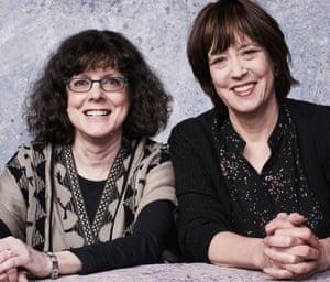 Julie Cohen (left) and Betsy West, directors of RBG.