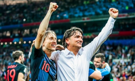 0413ad0f9 England s World Cup dream dashed as Croatia win semi-final in extra ...